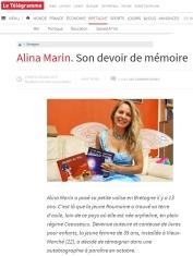 Le Télégramme – 26/08/2015