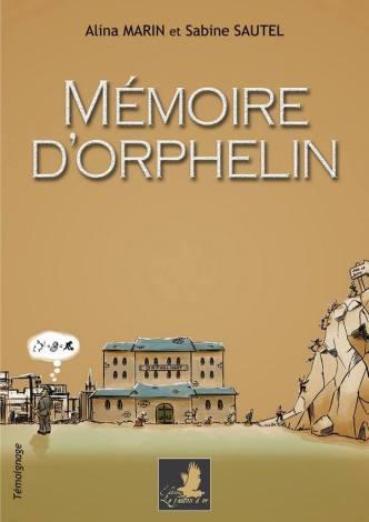 couverture simple Mémoire d'orphelin