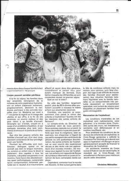 La Tribune de Genève - 07/1992